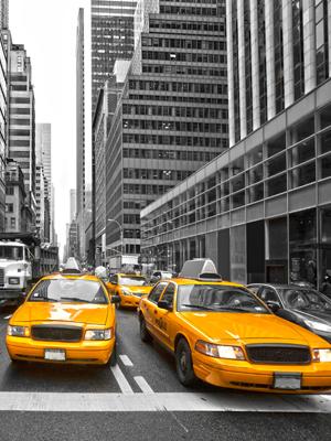 Wallpaper Taxi