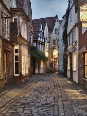 Wallpaper Streets